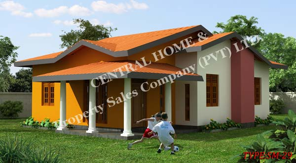 Central Home:Single & Double Storied Designs