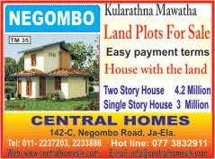 CENTRAL HOMES & REAL ESTATE COMPANY LTD.
